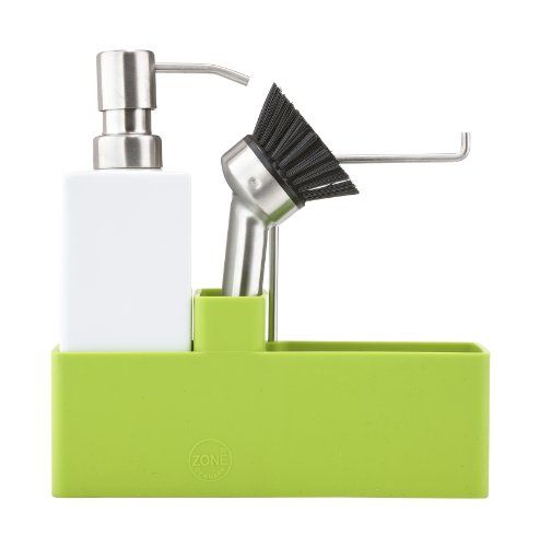 Stylish Sink Side Set Lime Green Http Www