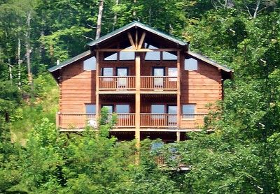 Great Escape Gatlinburg Chalet Rental