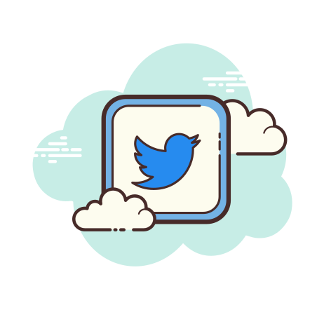 Twitter Icon – Free Download, PNG and Vector