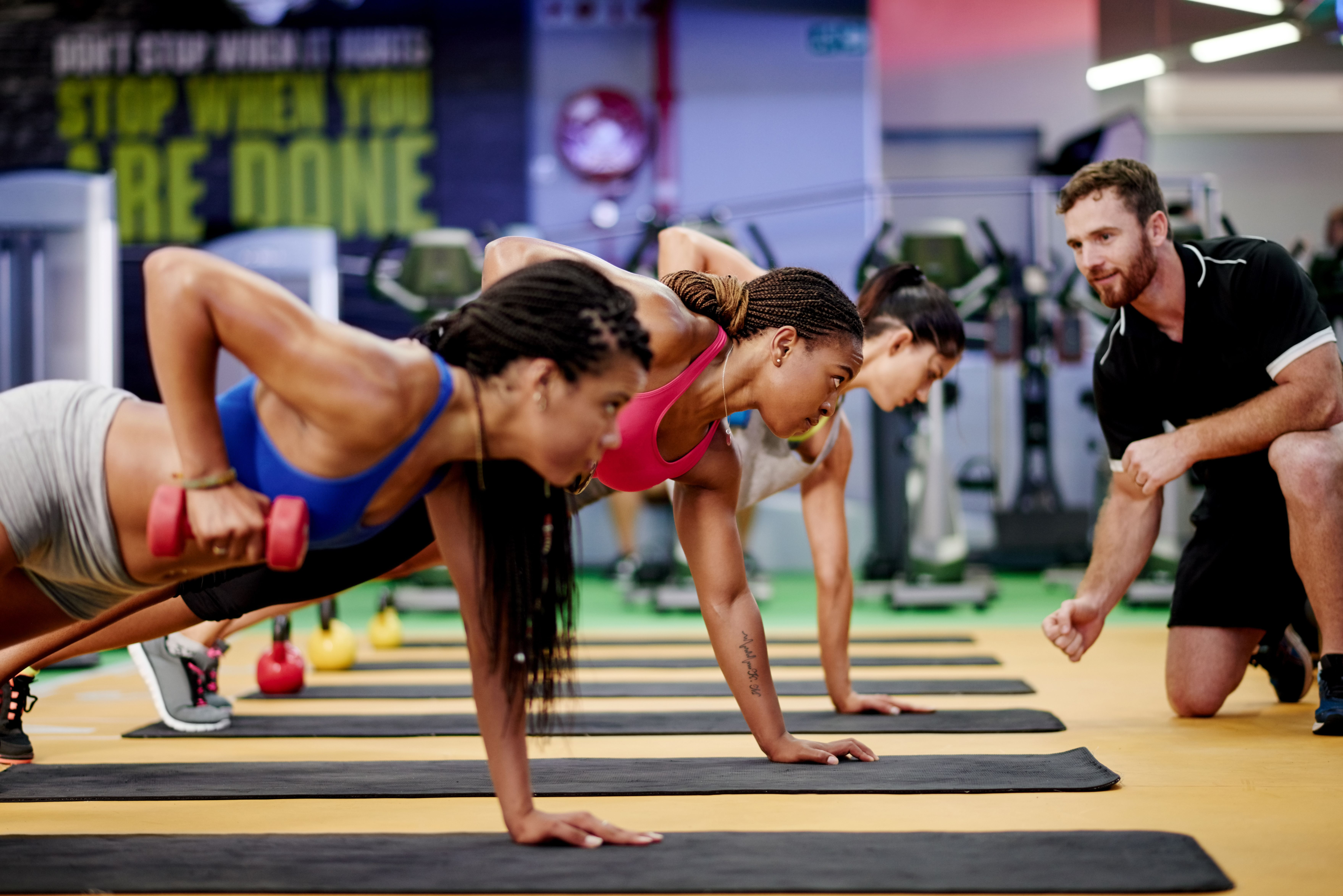 Hipe Is A One Hour Full Body Workout Designed To Maximize Results Workout Are Led By A Nationally Certified C Strength Training Fitness Body Full Body Workout