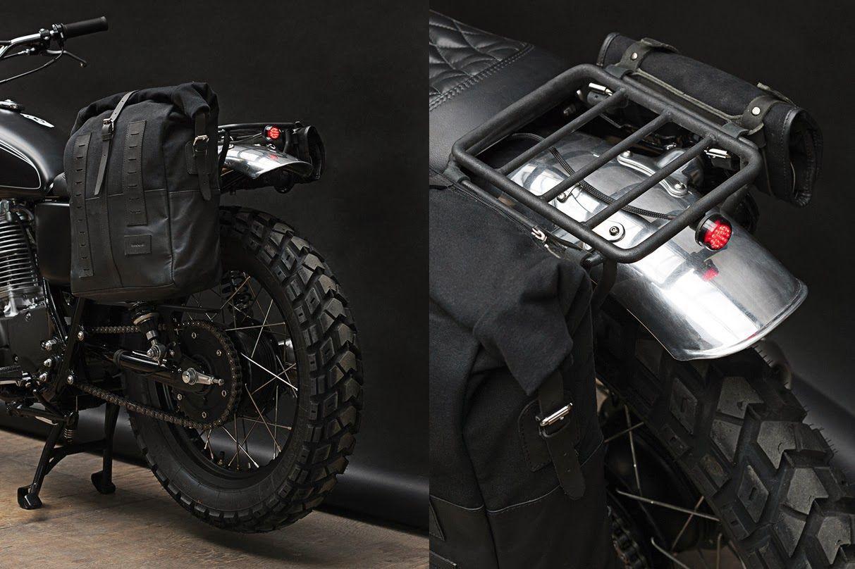 yamaha sr400 gibbon slap projekt m track motorrad und. Black Bedroom Furniture Sets. Home Design Ideas