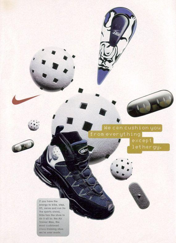 Nike Vintage Advert | Nike ad, Vintage nike, Nike