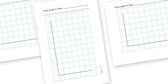 Twinkl Resources u003eu003e Bar Graph Template u003eu003e Classroom printables for - bar chart template