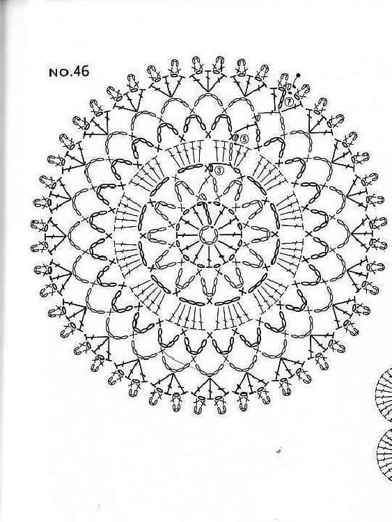 ClippedOnIssuu from Crochet motif   crochet   Crochet, Crochet Motif ...