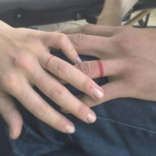 What The Wedding Ring Finger