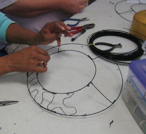 aMuse: artisanal finery--Millinery, Vintage Jewelry, Bridal: John C. Campbell Folk School--Millinery Class