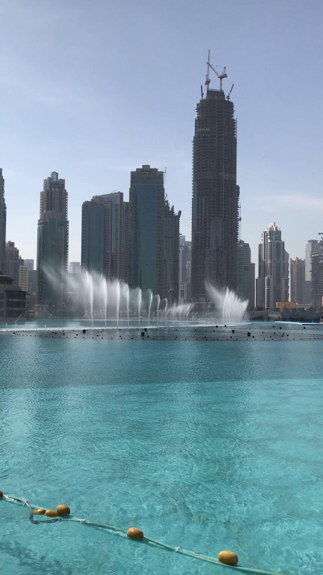 Best things to do in Dubai with toddlers, babies and kids including dubai mall fountains #dubai #dubaimall #visitdubai #visituae #familytravel