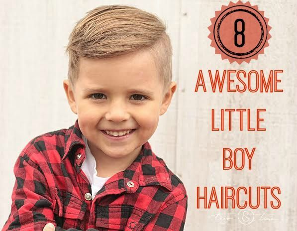 Cute Little Boys Hairstyles 13 Ideas Kids Hair Little Boy