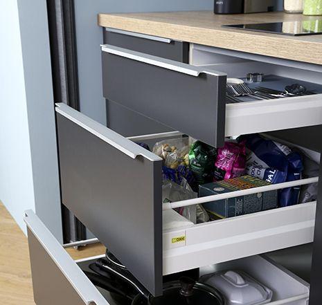 cuisine équipée Compact Trendy kitchen Pinterest