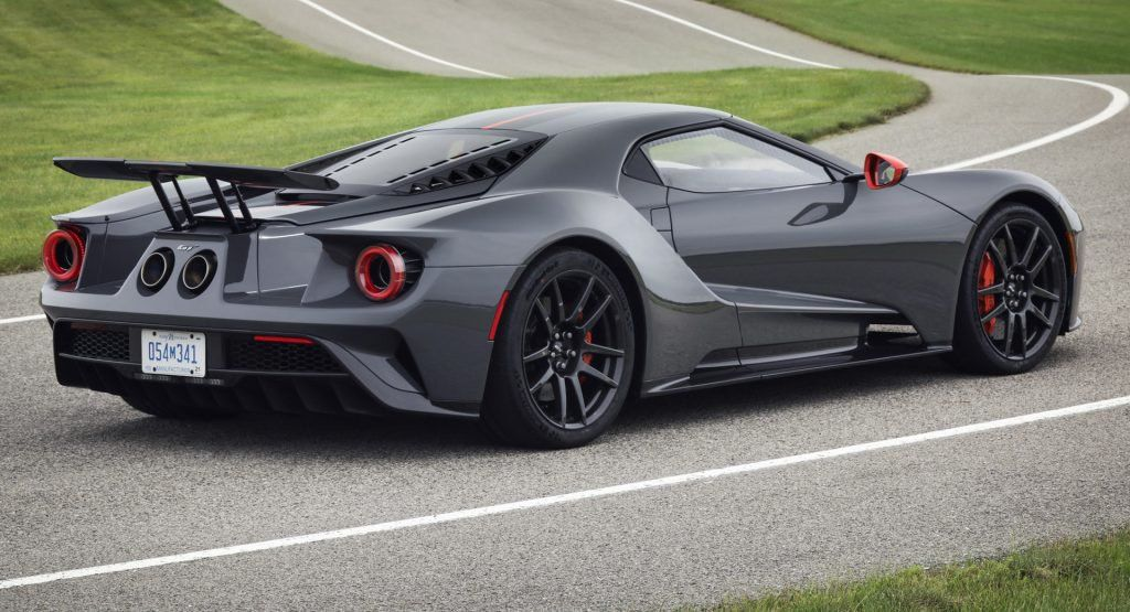 Ford Gts Gearbox Is The Same As Amg Gts But Costs Twice As Much At