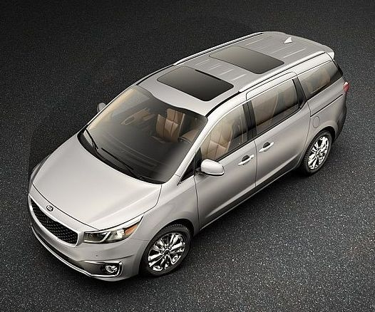 2016 Kia Sedona Minivan Mpv Release Date Price
