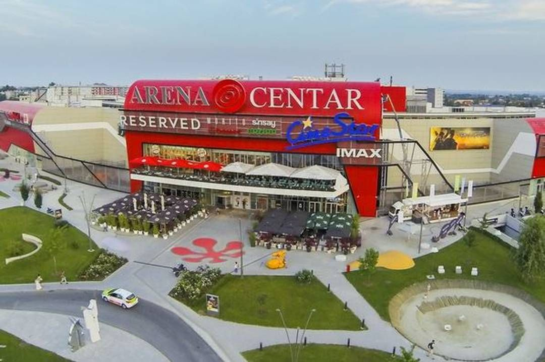 The Joint Venture Between Granit Polus Of Hungary And Heitman Of The Usa Sells Arena Centar In Zagreb Croa Property Investor Commercial Property Zagreb Croatia