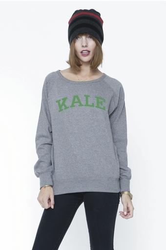 kale fav sweatshirt : Firefly