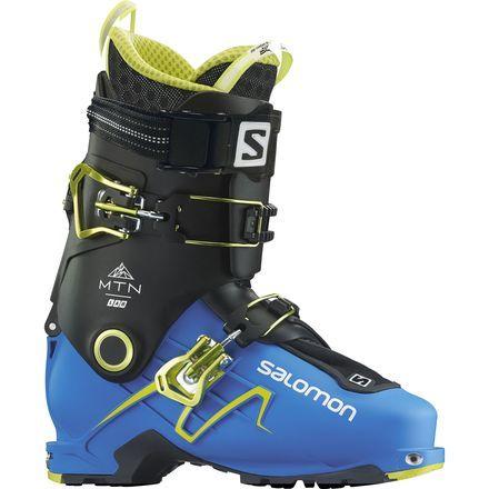 Salomon SLab MTN Ski Boot | Ski boots, Salomon ski boots