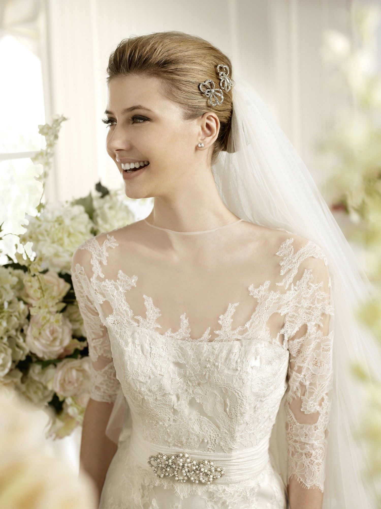 La sposa vintage wedding dress
