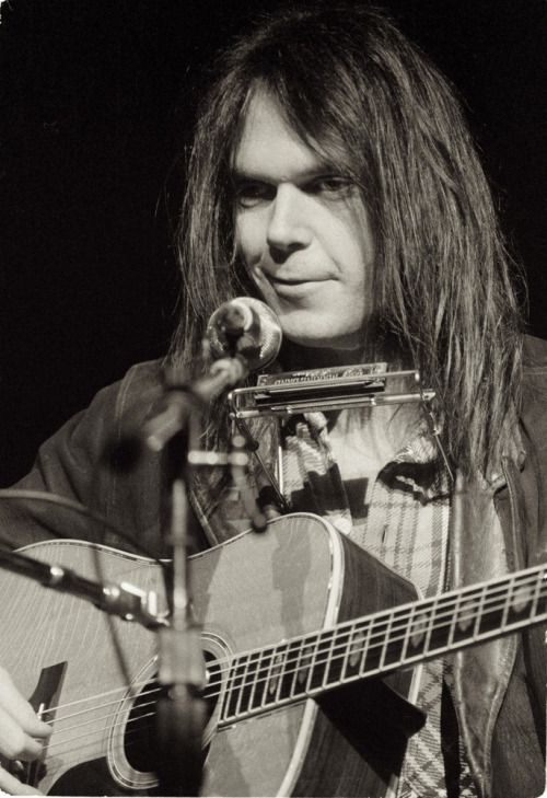 Neil Young • gregorygalloway: Neil Young (born November 12,...
