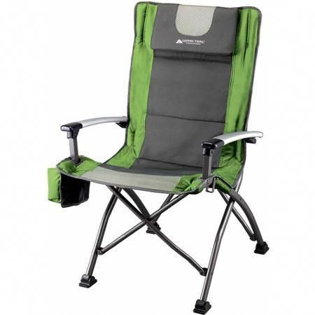 walmart chairs camping chair with speakers and fridge ozark trail ultra high back folding quad camp com foldingcampingchairs
