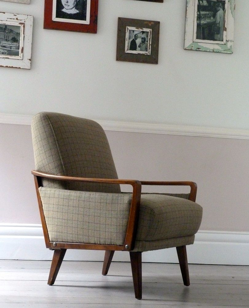 mid century lounge chair uk