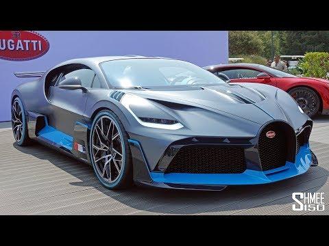 Check Out The New Bugatti Divo First Look Youtube Bugatti Bmw Car Sports Car