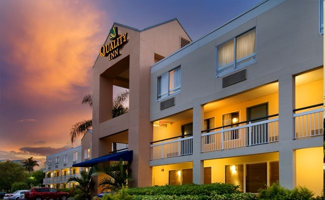 Quality Inn Miami Airport Doral Miami Airport Hotel Packages
