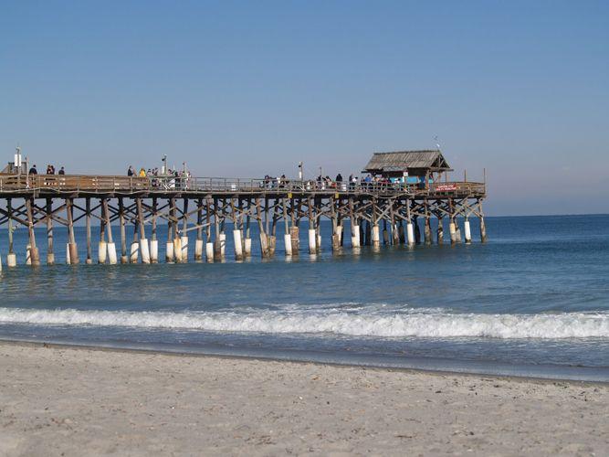 Cocoa Beach Pier Fl
