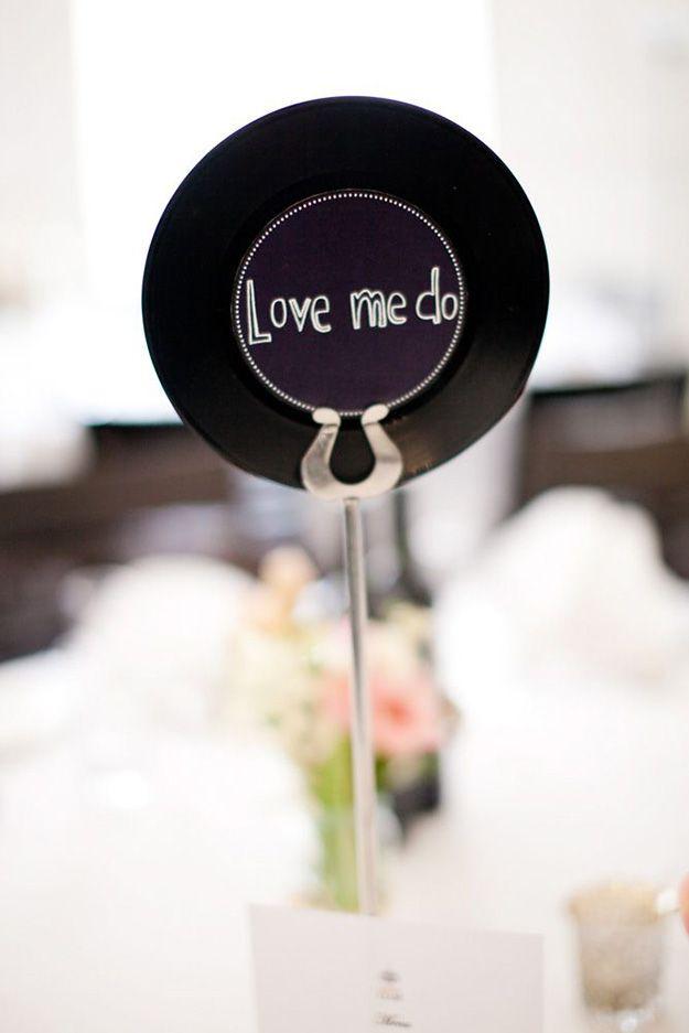 30 Amazing Wedding Table Name Ideas Song Names Chwv Music Themed Wedding Wedding Table Names Table Names