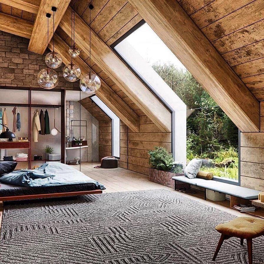 Bedroom Inspiration Thomas Sciskala Designer Wood Cabin House Design House House Styles