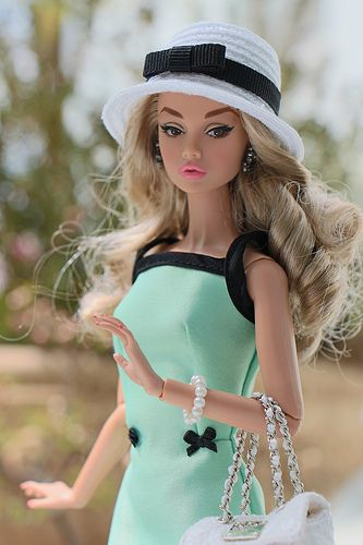 the baby doll inducted into the toy hall of fame pinterest puppen barbie und barbies puppen. Black Bedroom Furniture Sets. Home Design Ideas