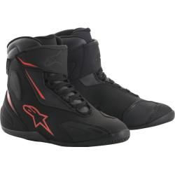 Photo of Alpinestars Fastback 2 Drystar Motorradschuhe Schwarz Rot 48 AlpinestarsAlpinestars
