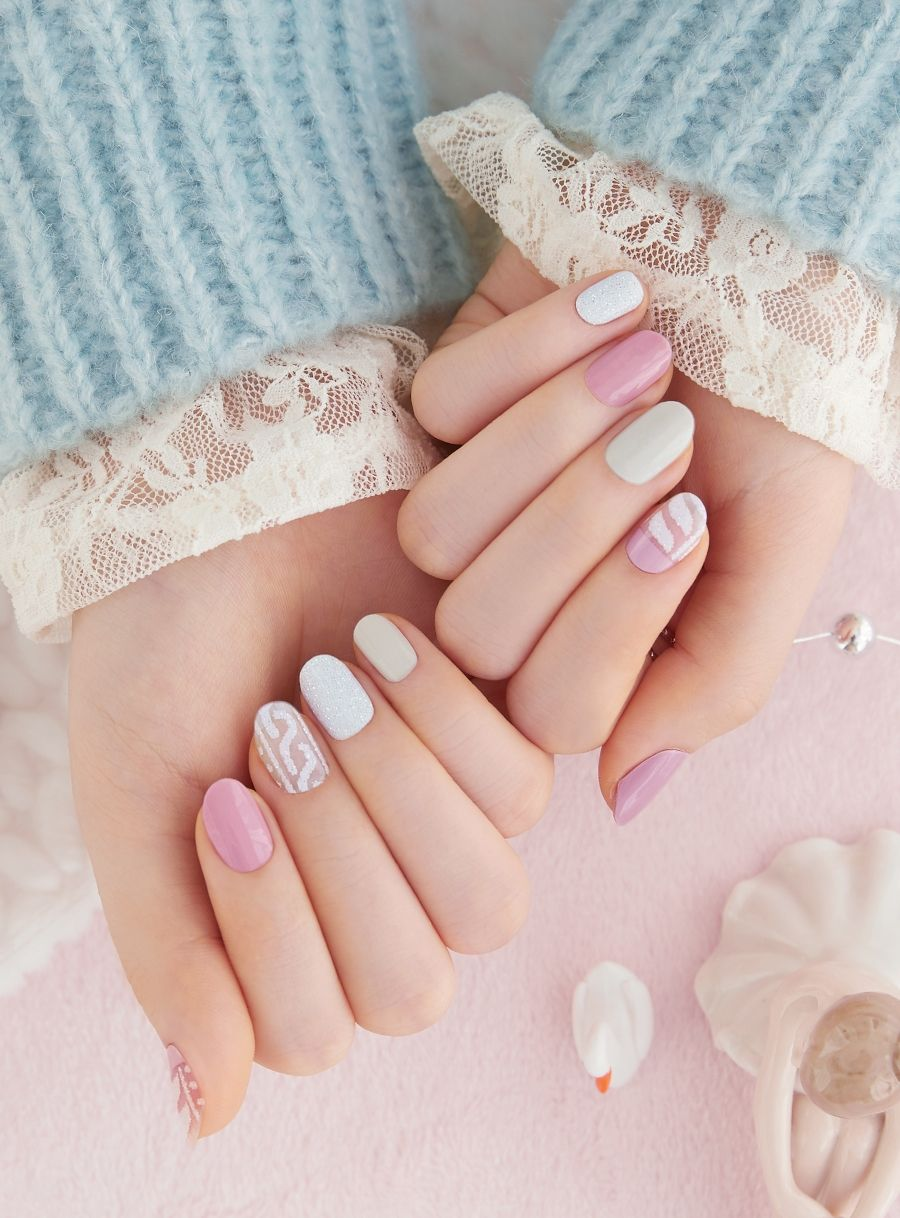 Cute And Sweet Nail Design Best Nail Salon Nail Designs Nail Designs Unique