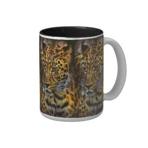 #Jaguar 010 #mugs #JAMFotoWorms #Zazzle.com