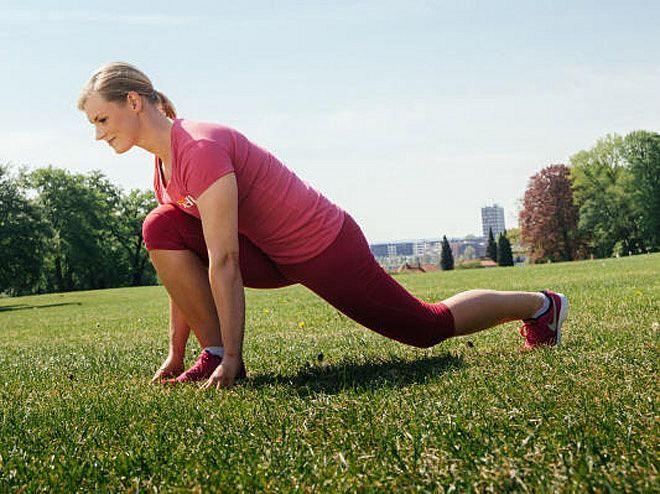 Sie möchten schnell schöne Beine? Mit dem Sprinter starten Sie durch: Er sorgt für einen festen Po, straffe, wohlgeformte Beine und eine gute Körperhaltung.