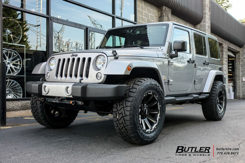 Lovely Jeep Wrangler With 20in Grid Offroad GD5 Wheels By Butler Tires And Wheels  In Atlanta GA | #butlertire #Jeep #Wrangler #grid #offroad #toyo