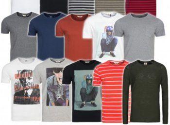 Lee: T-Shirts und Langarm-Shirts für 9,99 Euro frei Haus https://www.discountfan.de/artikel/klamotten_&_schuhe/lee-t-shirts-und-langarm-shirts-fuer-9-99-euro-frei-haus.php Bei Outlet46 sind derzeit T-Shirts und Langarm-Shirts von Lee zum Schnäppchenpreis von 9,99 Euro frei Haus zu haben – zum Start der Aktion sind über 50 verschiedene Modelle im Angebot. Lee: T-Shirts und Langarm-Shirts für 9,99 Euro frei Haus (Bild: Outlet46.de) Die T-Shirts und La... #LangarmSh