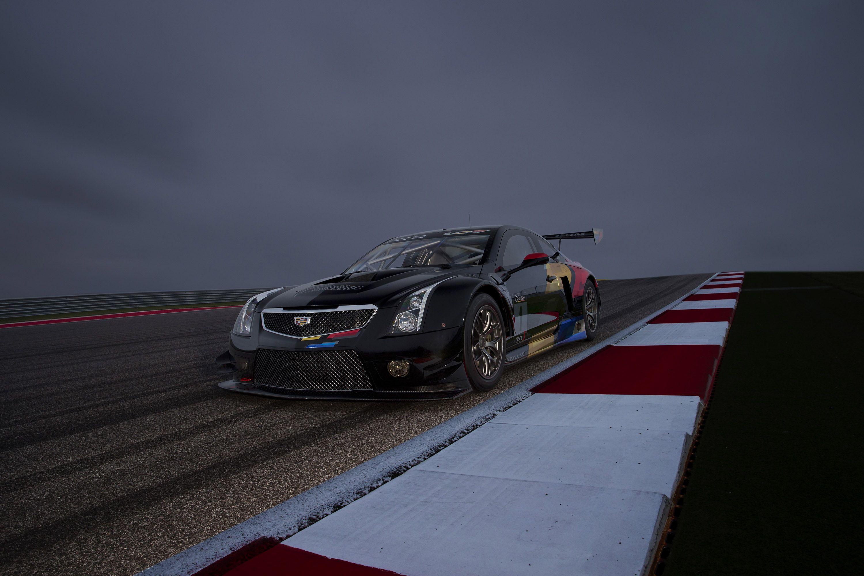 Pin on The All New Cadillac Racing ATSV.R