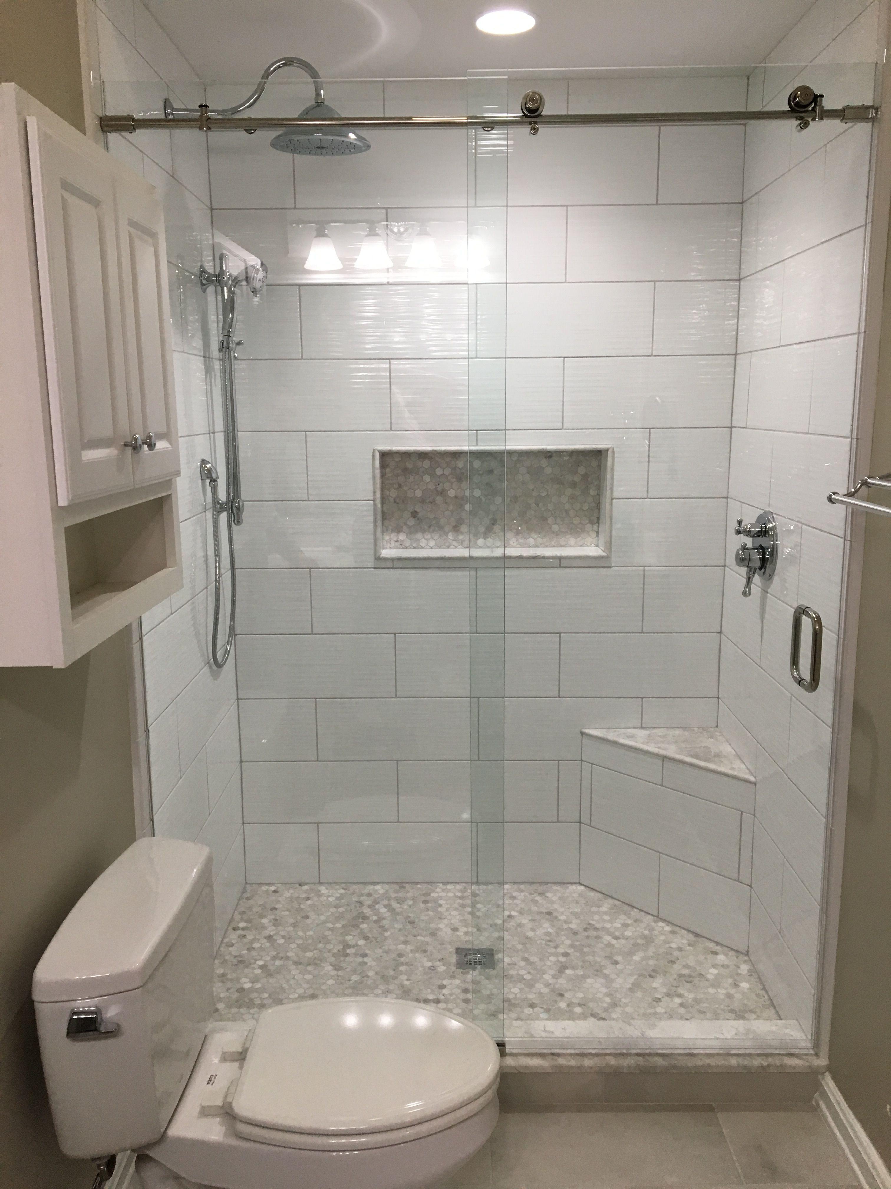 Master Bath Remodel By Dicaro Llc Master Bathroom Shower Bath Remodel Bathroom Remodel Master