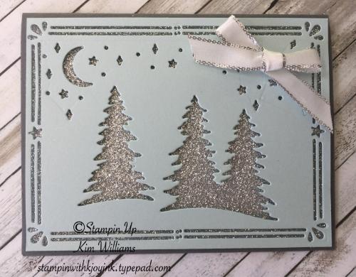 Stampin Up Carols of Christmas stamp set and framelit dies ...