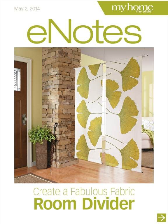 Separate One E From Another With Stylish Easy To Sew Fabric Panels Hanging Sleek Hardware They Take Up Zero Floor