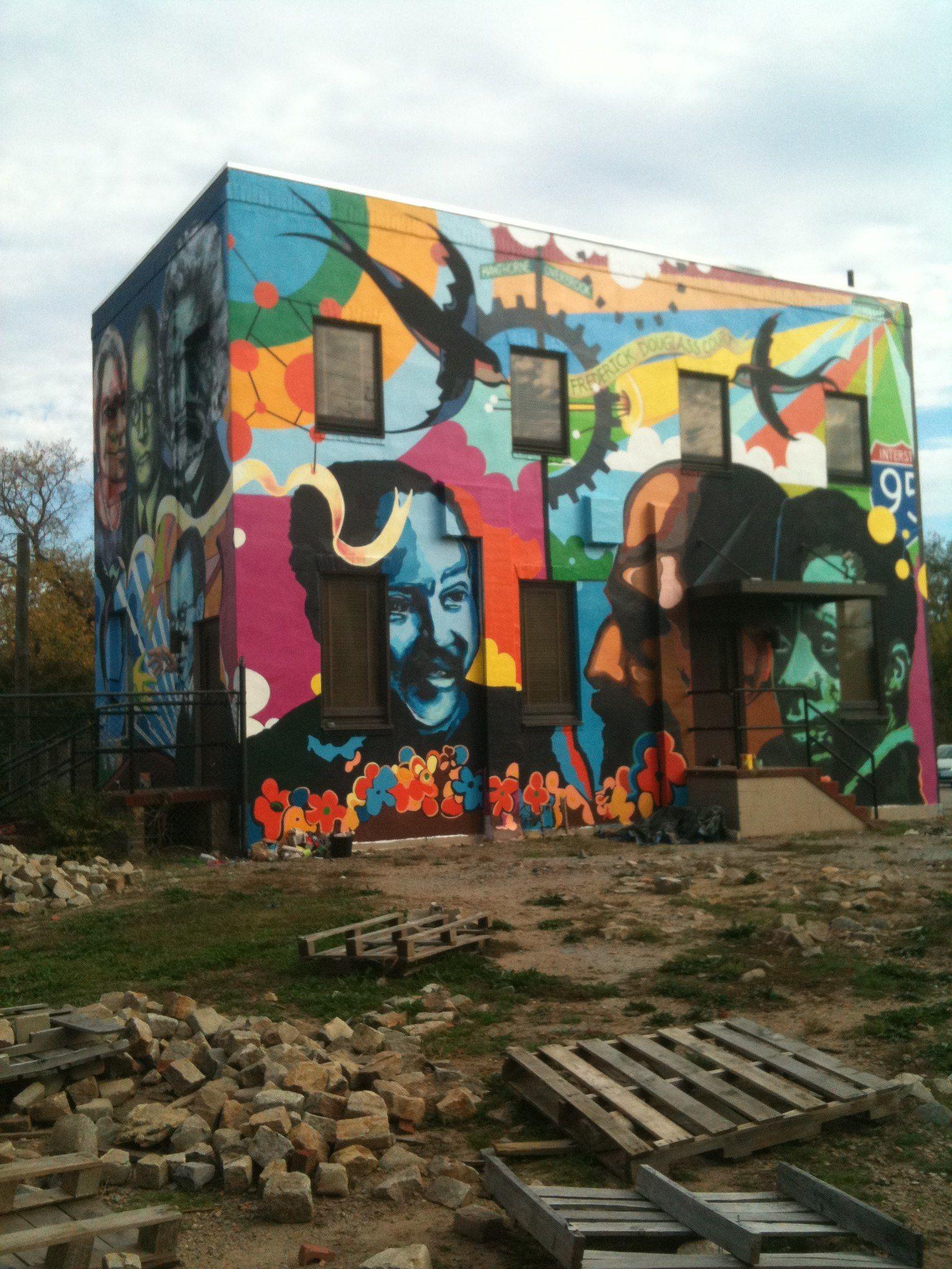 Murals | Ed Trask
