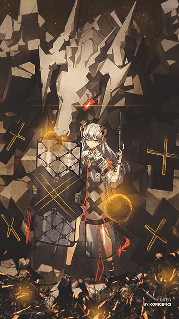 Saria Arknights Wallpaper Korigengi Anime Wallpaper Hd Source Cute Anime Wallpaper Aesthetic Anime Anime Wallpaper
