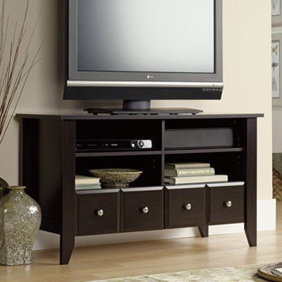 Sauder Shoal Creek Panel Tv Stand 409795