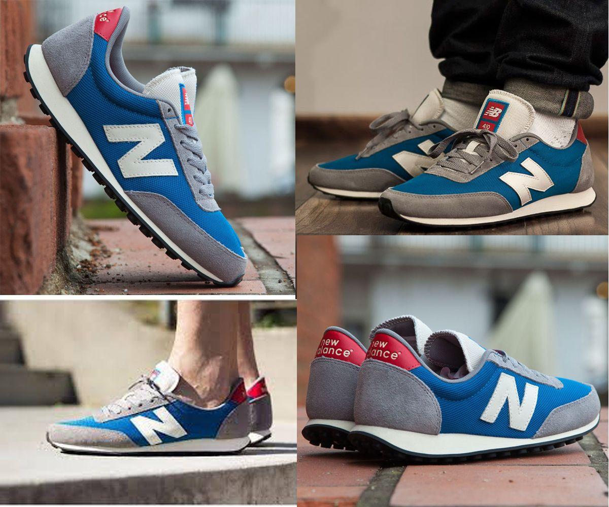 Buty New Balance U410hgb R 40 46 Cb Nowosc Na Lato 6160739500 Oficjalne Archiwum Allegro New Balance Hummel Sneaker Sneakers