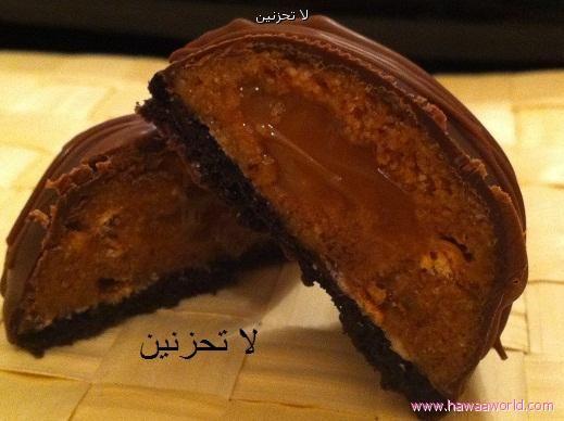 طريقة عمل حلى سنابل السلام الاوريو بالصور Food Oreo Truffles
