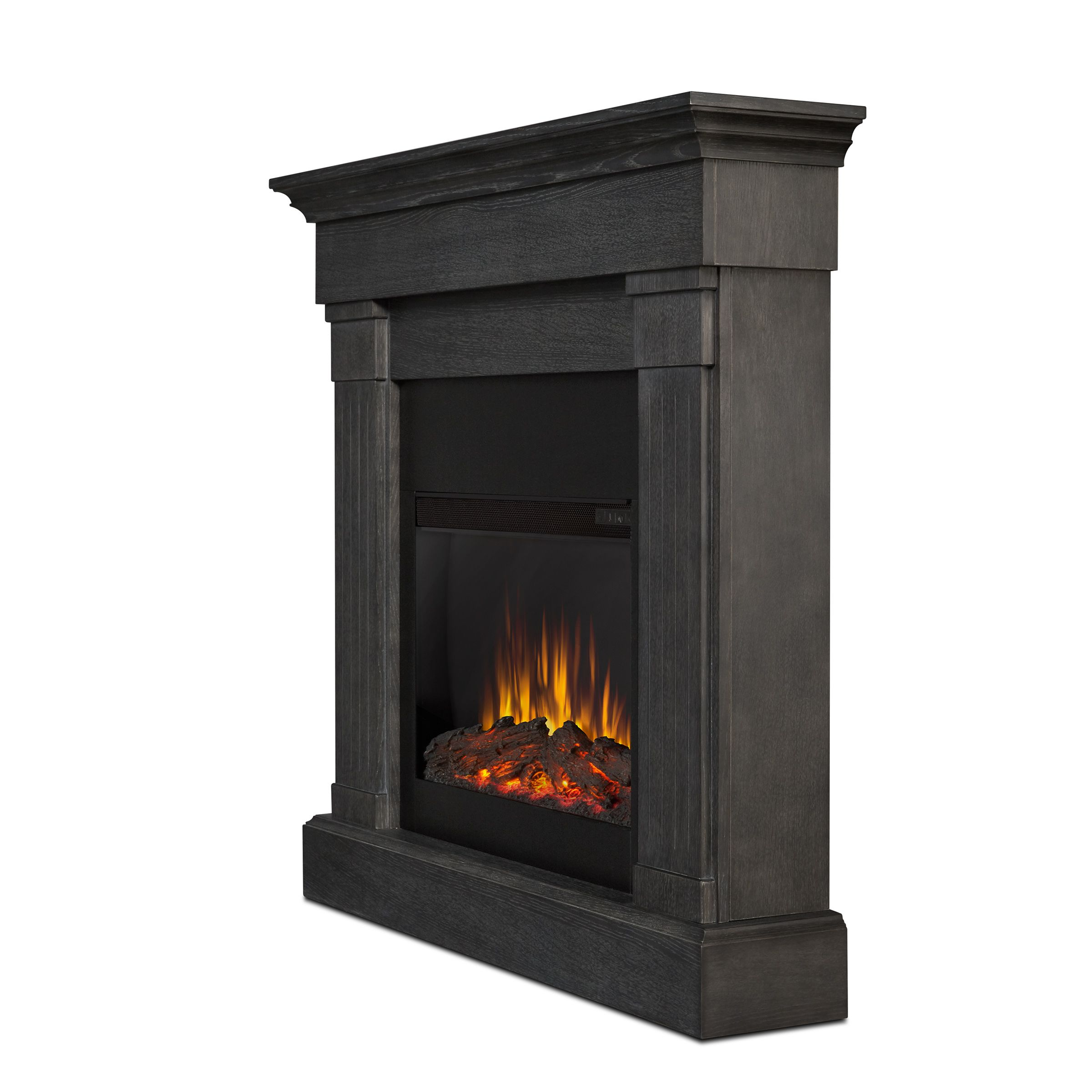 47 Crawford Slim Electric Fireplace Indoor Electric Fireplace