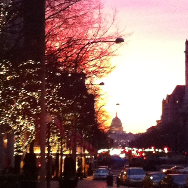May 3rd-Washington, D.C., was incorporated (DC at dawn) #WashingtonDC