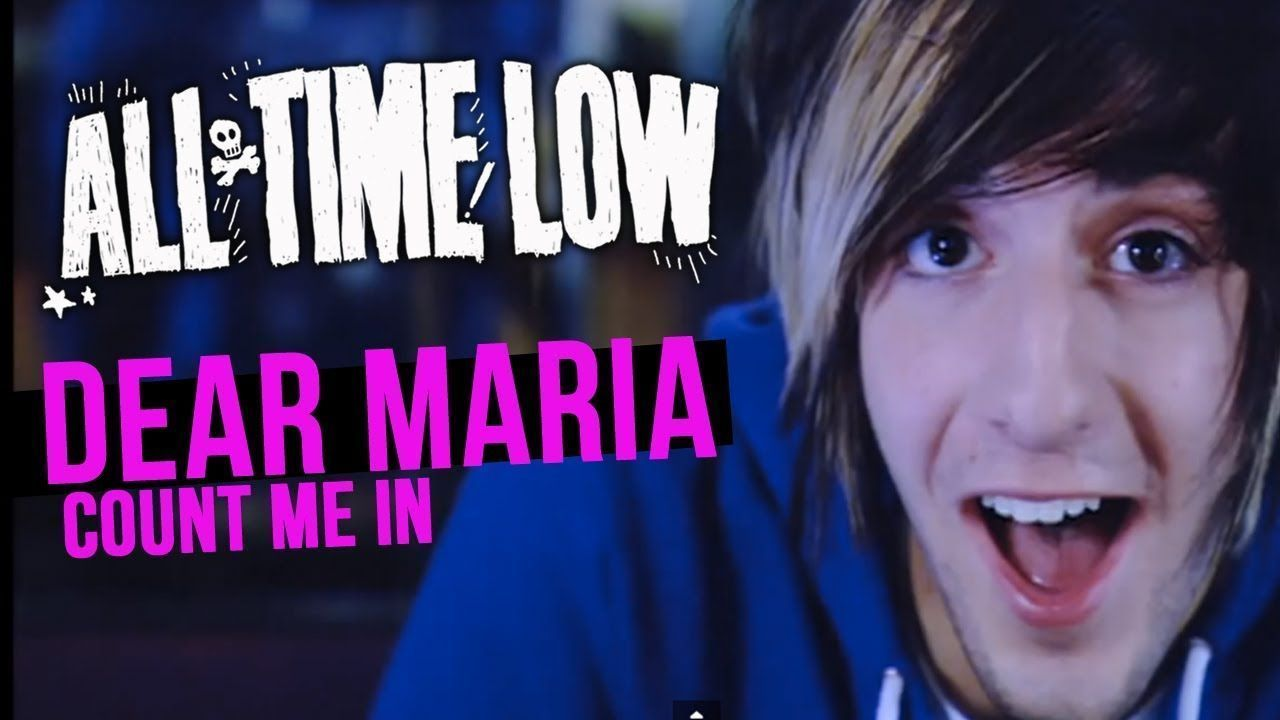 All Time Low - Dear Maria, Count Me In (Official Music Video) LOVE THIS SONG!!! #lowalbum All Time Low - Dear Maria, Count Me In (Official Music Video) LOVE THIS SONG!!! #lowalbum All Time Low - Dear Maria, Count Me In (Official Music Video) LOVE THIS SONG!!! #lowalbum All Time Low - Dear Maria, Count Me In (Official Music Video) LOVE THIS SONG!!! #lowalbum All Time Low - Dear Maria, Count Me In (Official Music Video) LOVE THIS SONG!!! #lowalbum All Time Low - Dear Maria, Count Me In (Official M #lowalbum