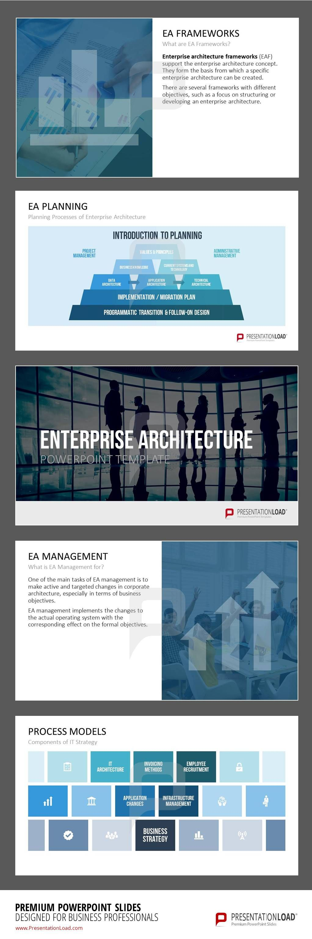 Our Enterprise Architecture Set Is Useful In Your Presentation To