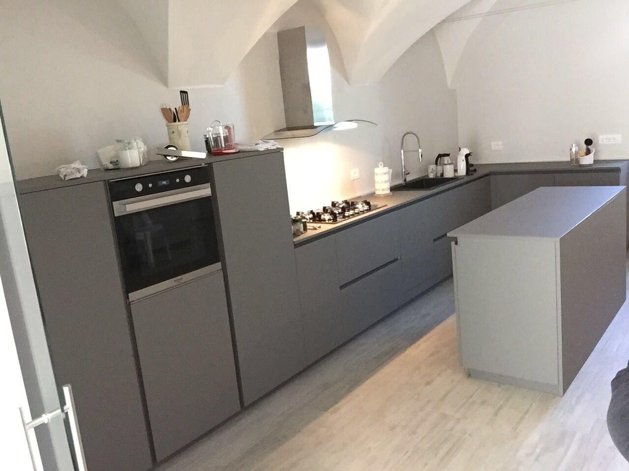 Modello lube store cucine brescia arredamenti brescia viale s eufemia angolo via giacosa - Zoccolo cucina altezza ...