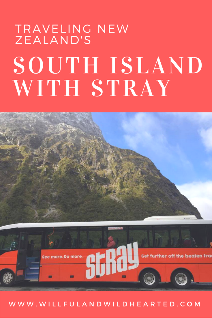 I Recently Traveled On A Stray Bus Pass In New Zealand S South Island And Had The Time Of My Life Click Here To New Zealand South Island New Zealand Travel