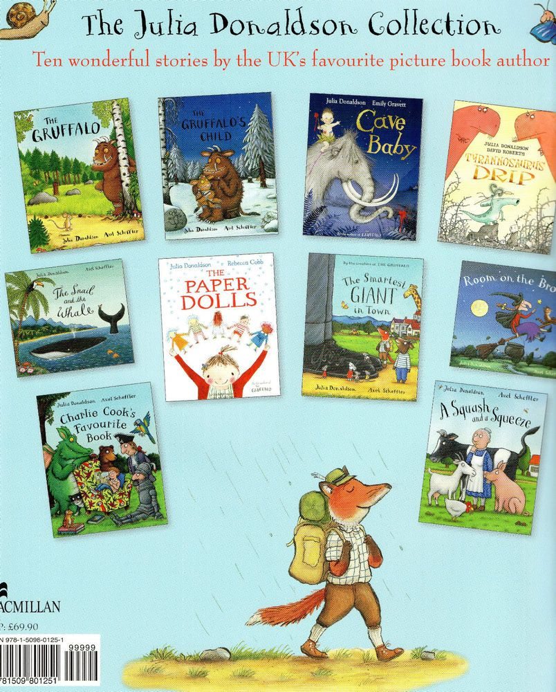 Find many great new & used options and get the best deals for Julia  Donaldson X10 Ziplock Pack 2015 by Julia Donaldson (Multiple copy pack, ...